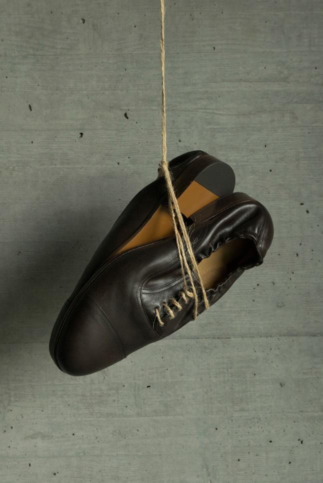 Steve Mono Glove derbies