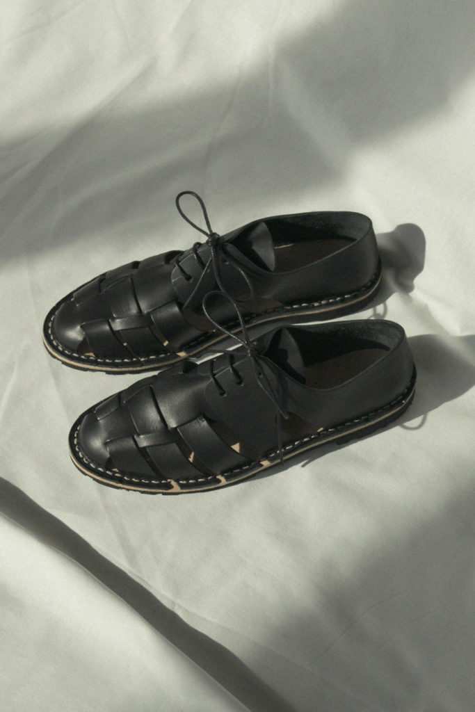 Artisanal shoes 10/05 <i>black</i>