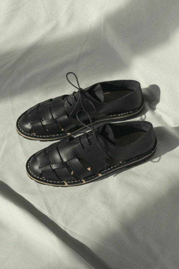 Artisanal shoes 10/05 <i>black</i>