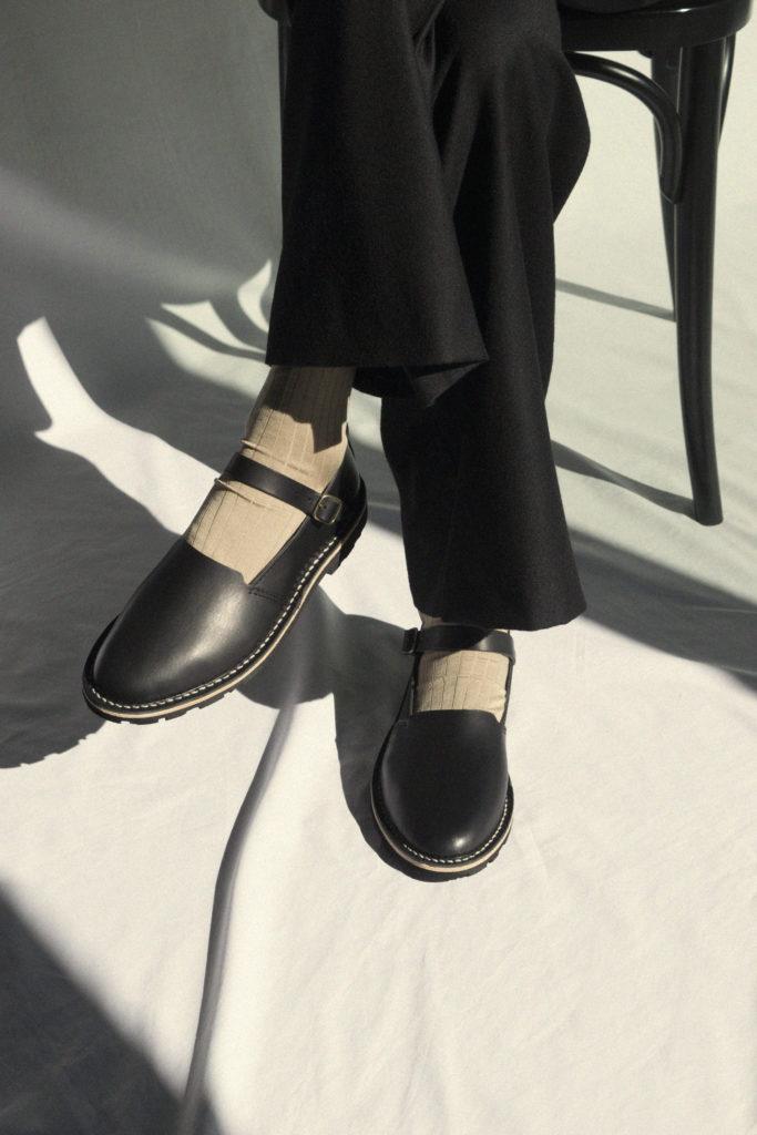 Artisanal shoes 10/08 <i>black</i>