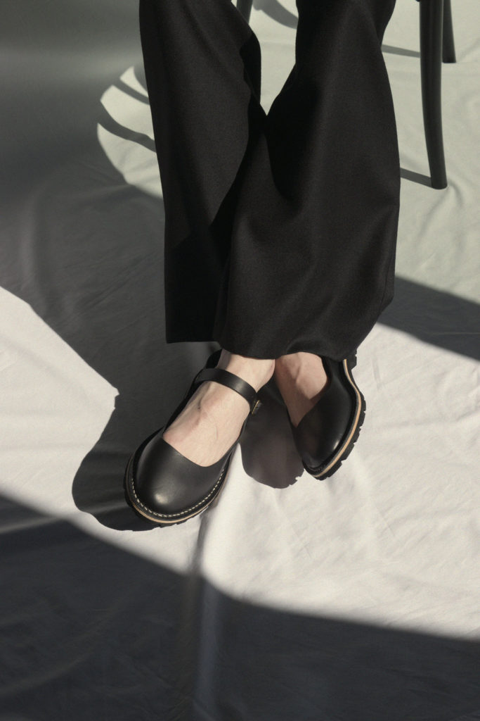 Artisanal shoes 10/16 <i>black</i>